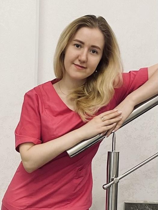 Ащеулова Кристина