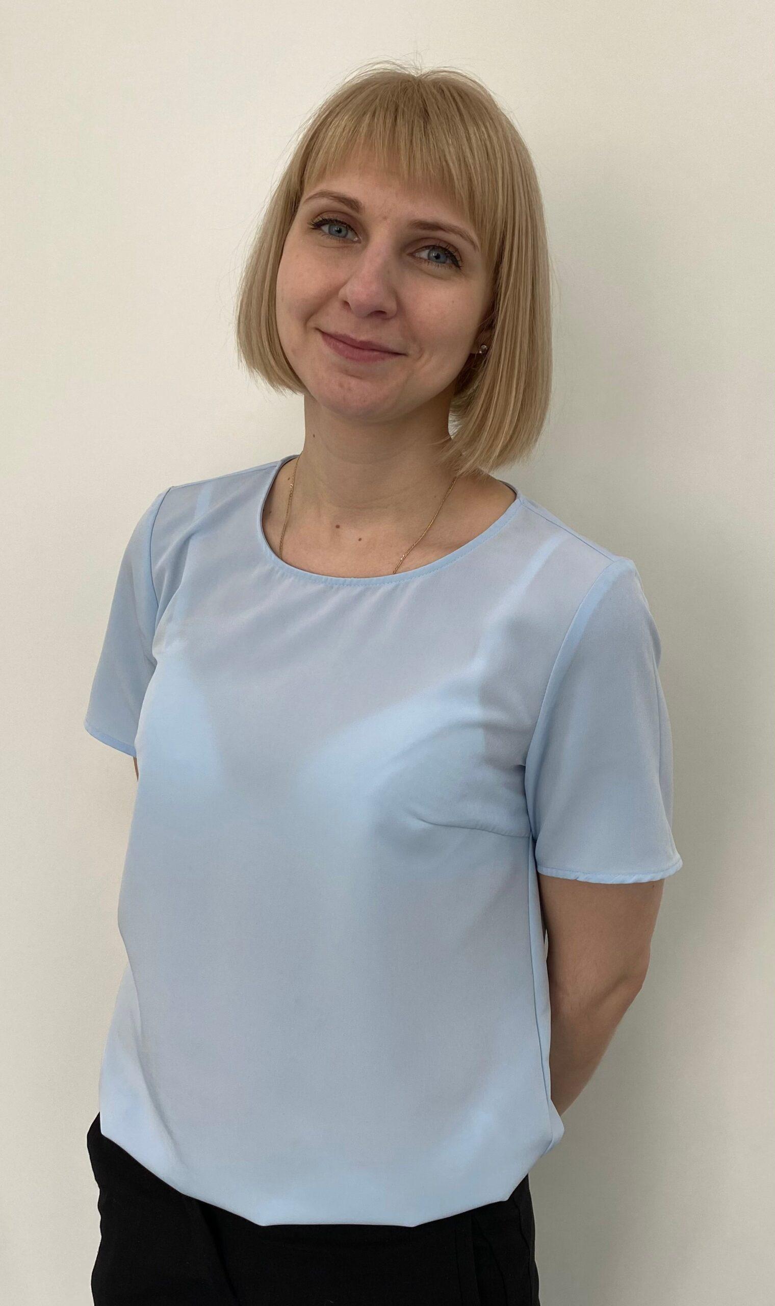 Ульянкина Ксения Алексеевна